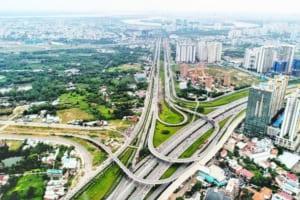 Phát triển hạ tầng thành phố thủ đức tại quận 9 - Thump